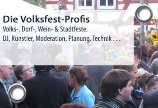 1AHR-DJ - Die Volksfest-Profis