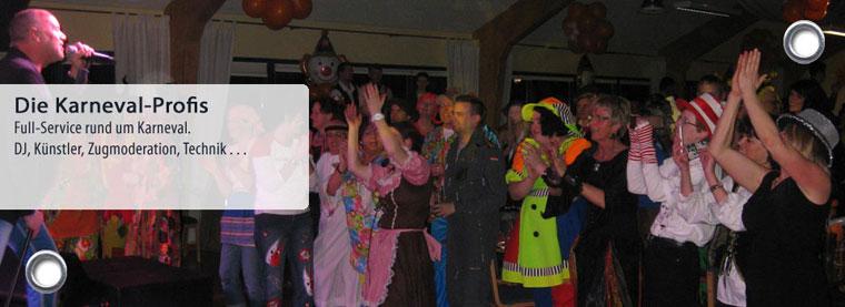 1AHR-DJ - Die Karneval-Profis