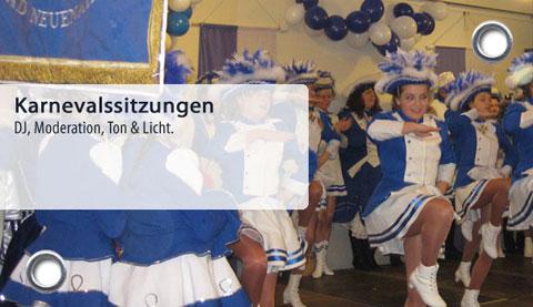 1AHR-DJ - Die Karnevals-Profis